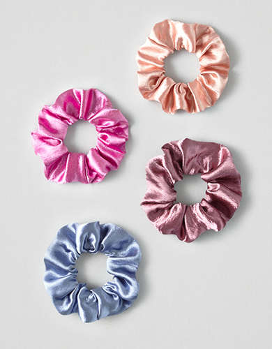 AEO Scrunchies 4-Pack -