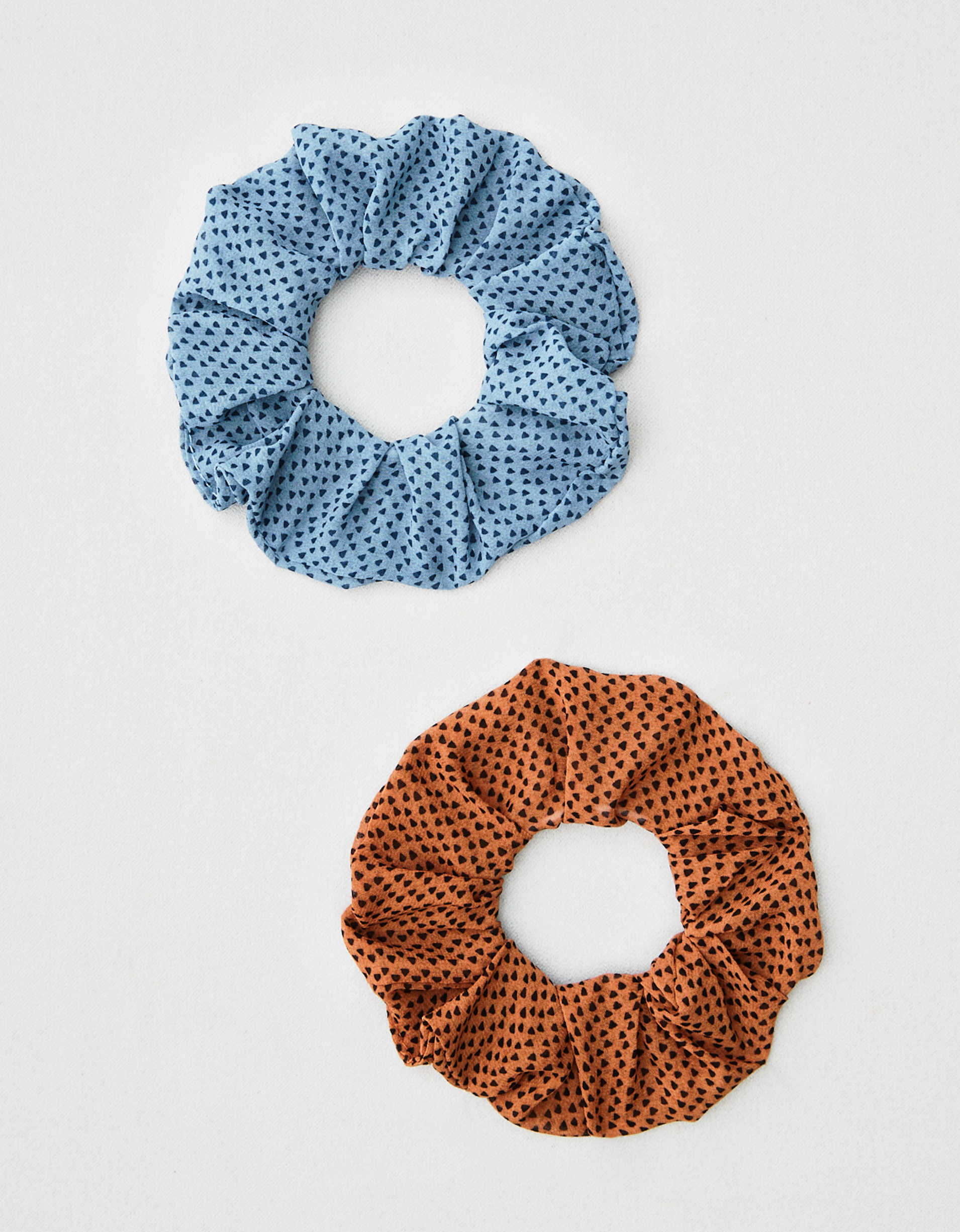 AEO Dotted Scrunchies 2-Pack