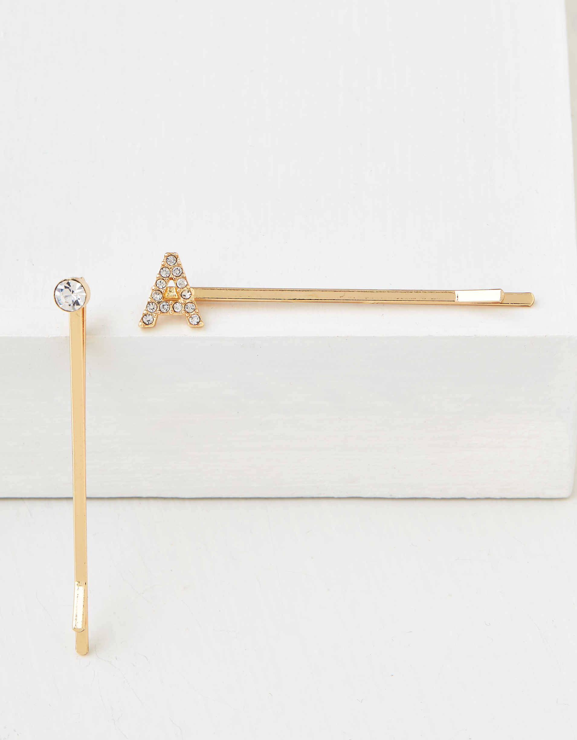 AEO A Crystal Bobby Pins 2-Pack