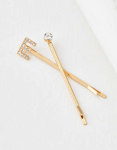 AEO E Crystal Bobby Pins 2-Pack