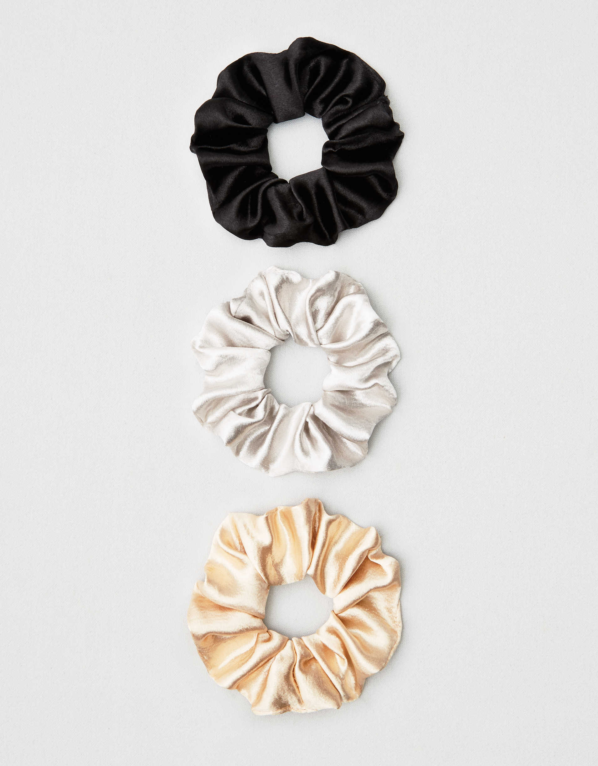 AEO Silky Scrunchies 3-Pack
