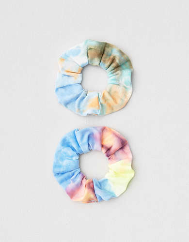 AEO Bright Scrunchies 2-Pack
