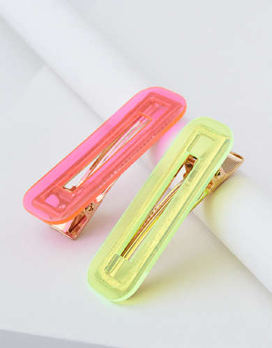 AEO Neon Clips 2-Pack
