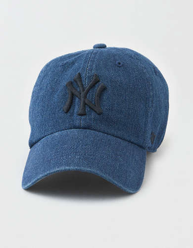 '47 Brand NYY Meadow Wood Baseball Cap