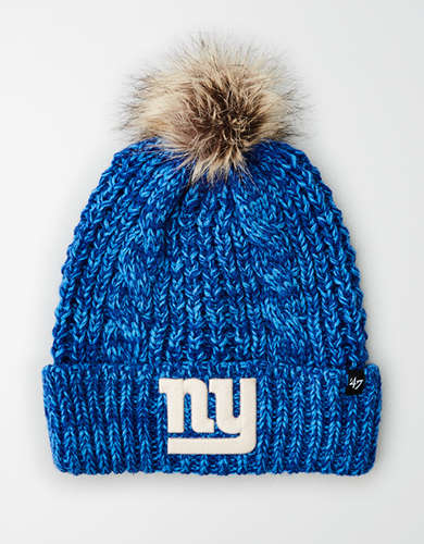 '47 Brand Giants Meeko Cuff Knit Beanie