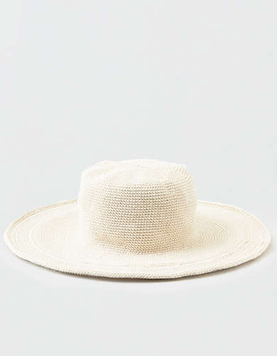 San Diego Hat Co. Crochet Packable Hat