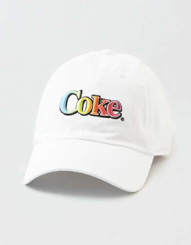 American Needle Rainbow Coke Baseball Cap