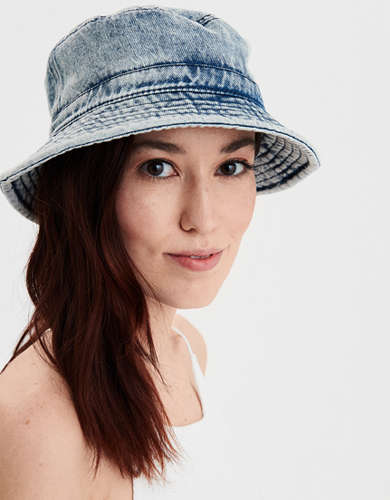 AE Denim Bucket Hat