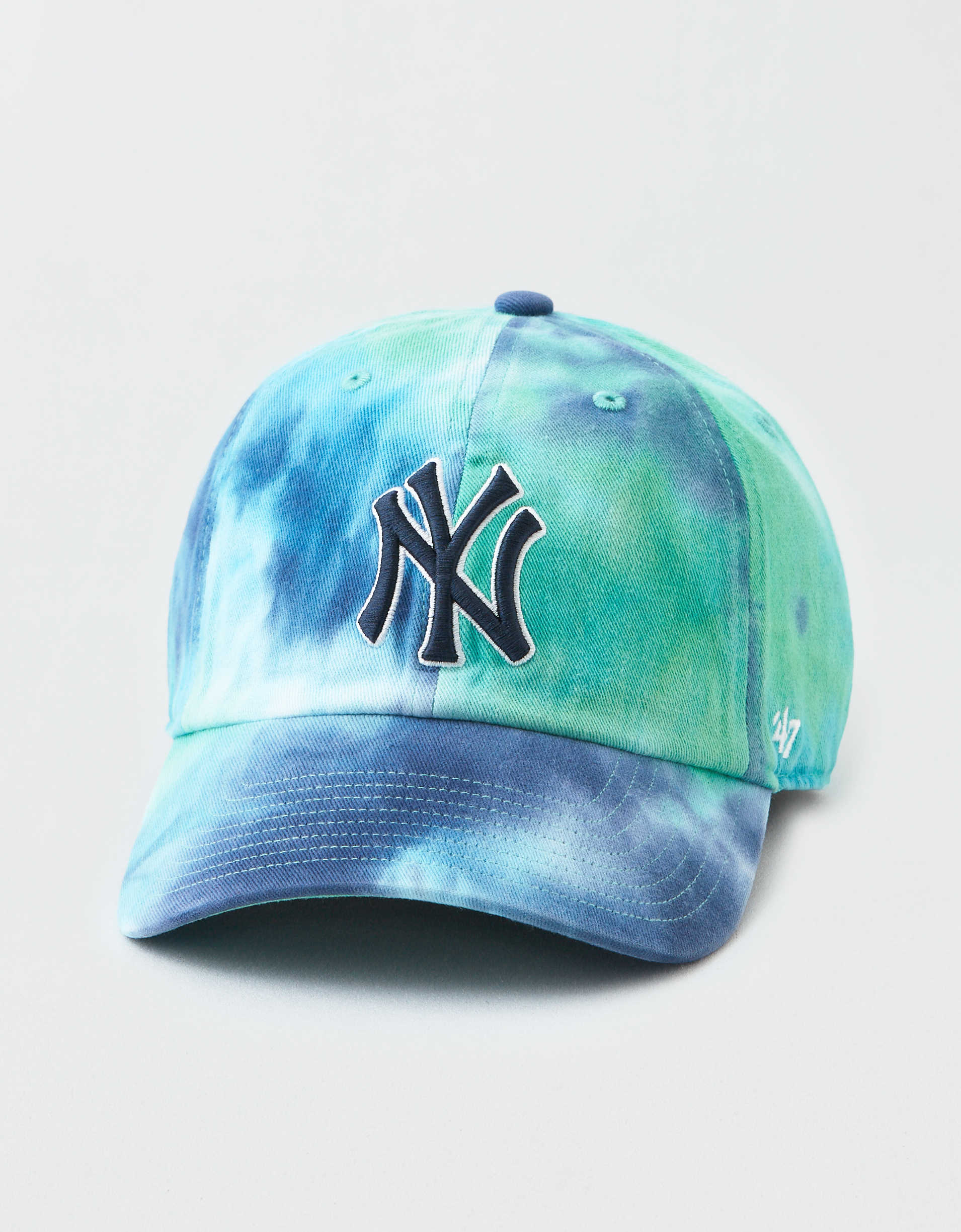 '47 Brand NY Yankees Tie Dye Clean Up Hat