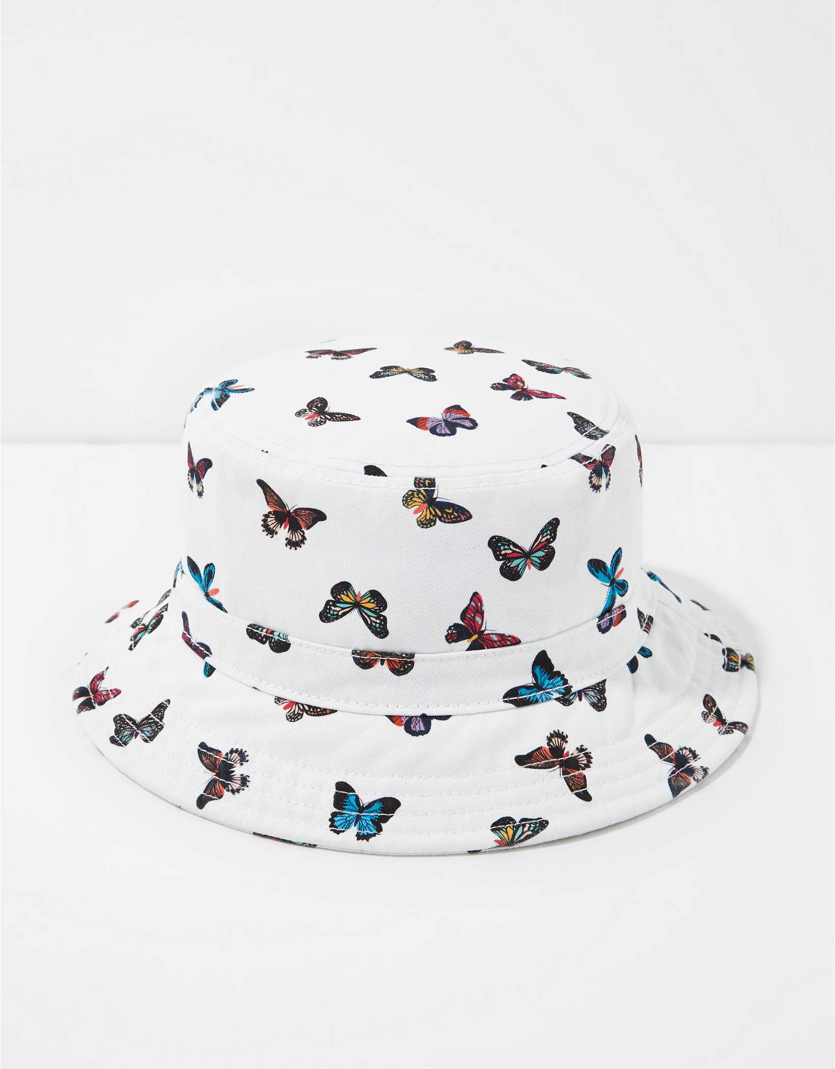 AEO Butterfly Bucket Hat