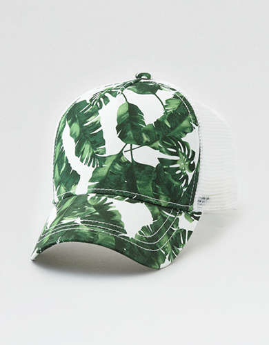 AE Tropical Mesh Back Baseball Cap