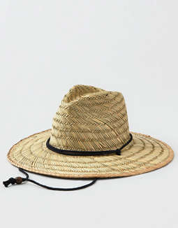 AEO Lifeguard Straw Hat