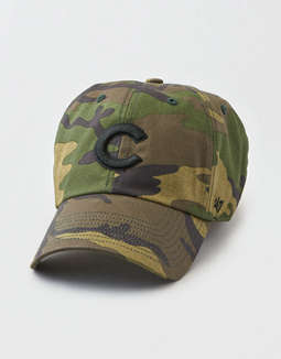 '47 Brand Chicago Cubs Clean Up Hat