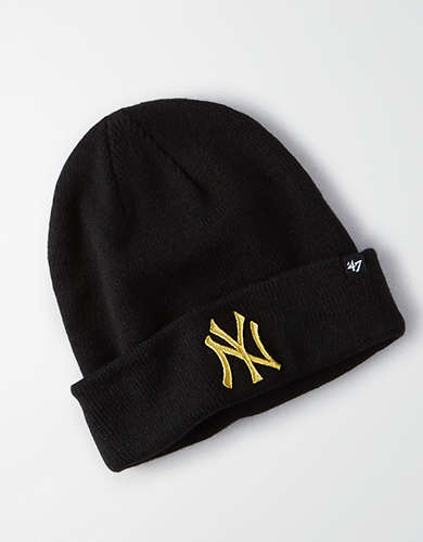 '47 Brand New York Yankees Cuff Knit Beanie -