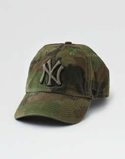 '47 Brand Ny Yankees Camo Baseball Cap by American Eagle Outfitters