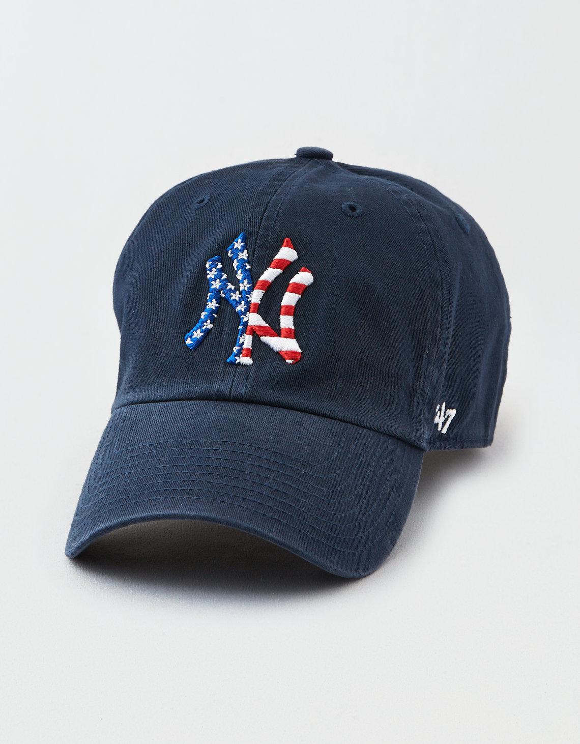 b9ac563a3 '47 Brand Star Spangled Banner New York Yankees Baseball Cap