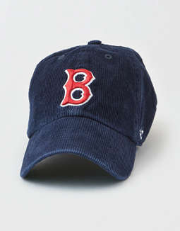 '47 Brand Corduroy Red Sox Baseball Cap