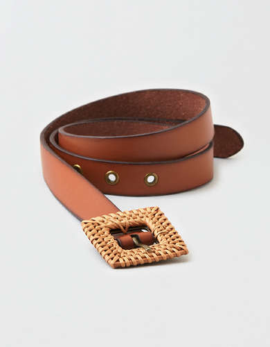 Perfues Women Belts Pu Leather Strap For Ladies Jeans Accessories