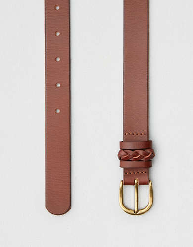AEO Braided Band Belt