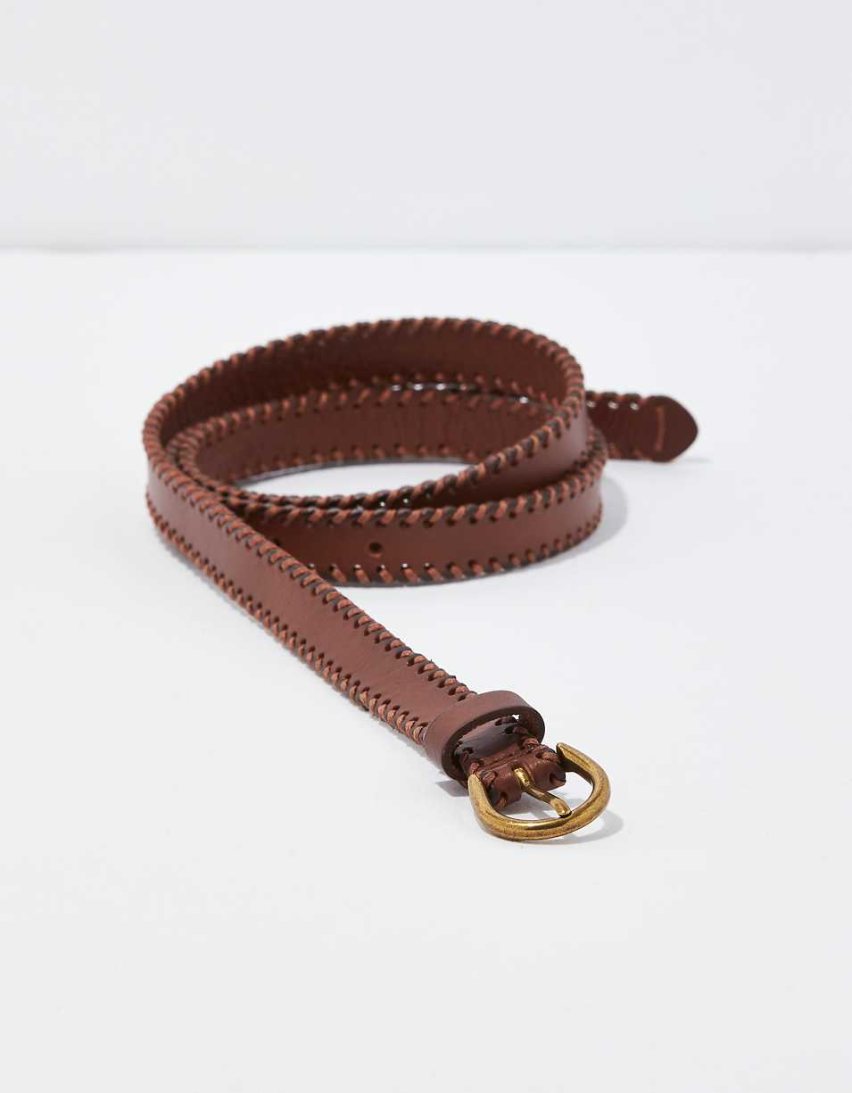 AEO Whip Stitch Belt