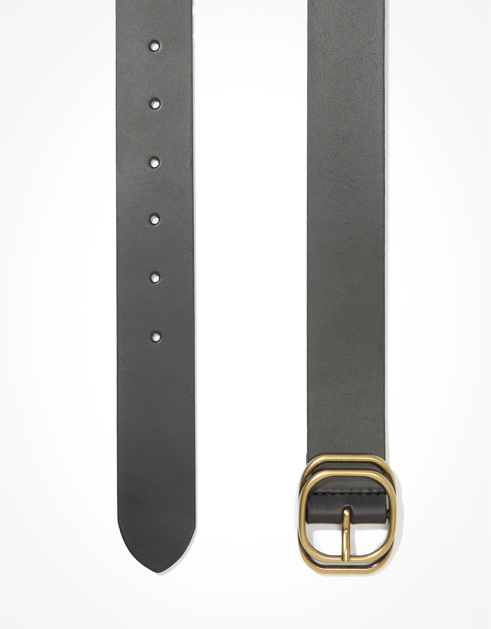 AE Double Buckle Belt