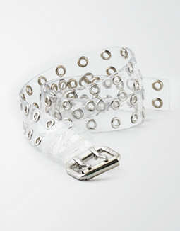 Aeo Clear Belt by American Eagle Outfitters