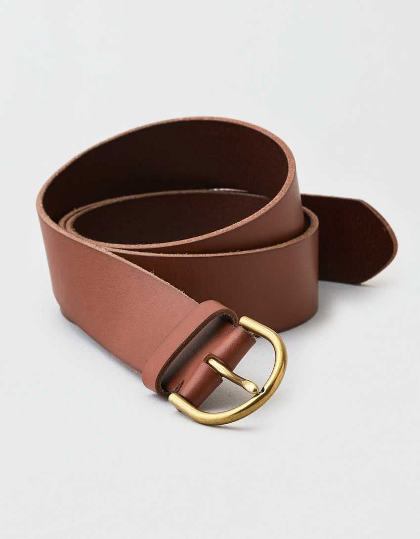 AEO High-Waisted Basic Belt