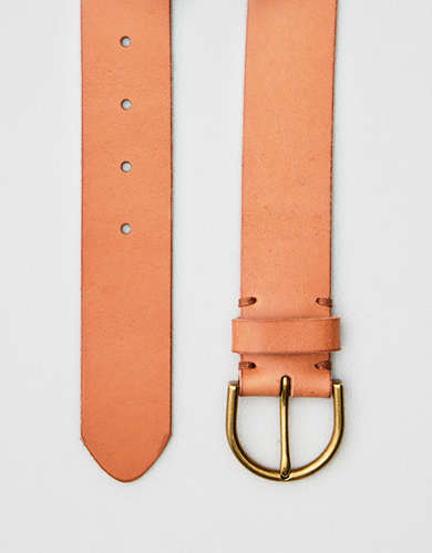 AEO High-Waisted Basic Belt