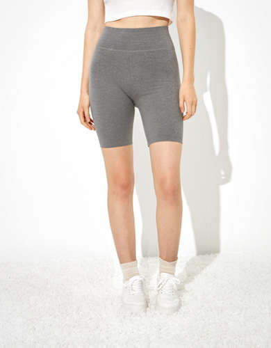 AE Highest-Waisted Wide Waistband Bike Short