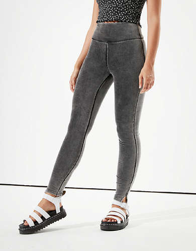 AE Corduroy Highest-Waisted Legging