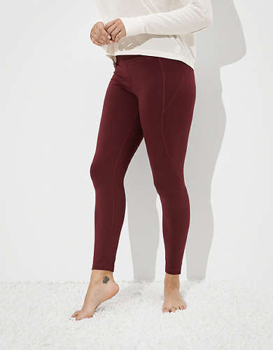 AE Seam Detail Everything Highest-Waisted Legging