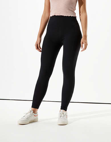 AE 7/8 Everything Pocket Highest-Waisted Legging