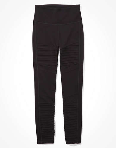 AE The Everything Highest-Waisted Moto Legging