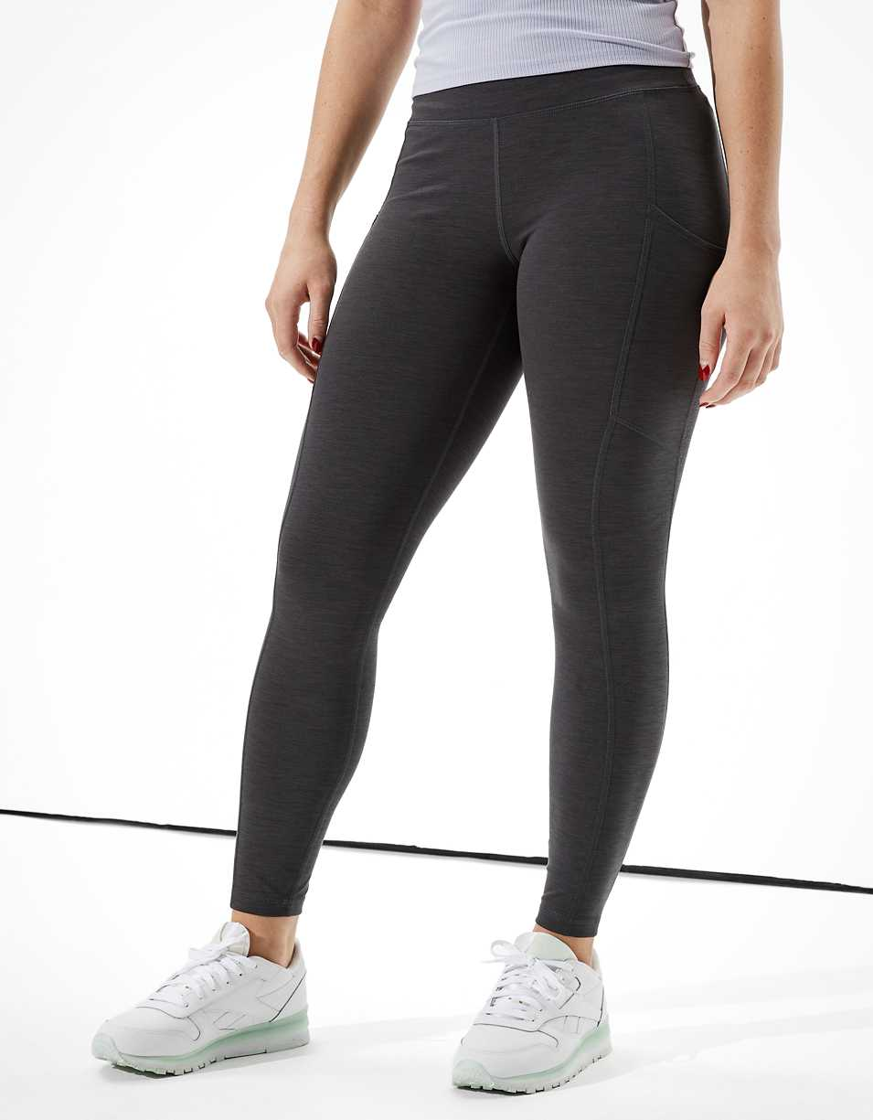 AE Curvy Everything Pocket High-Waisted Legging