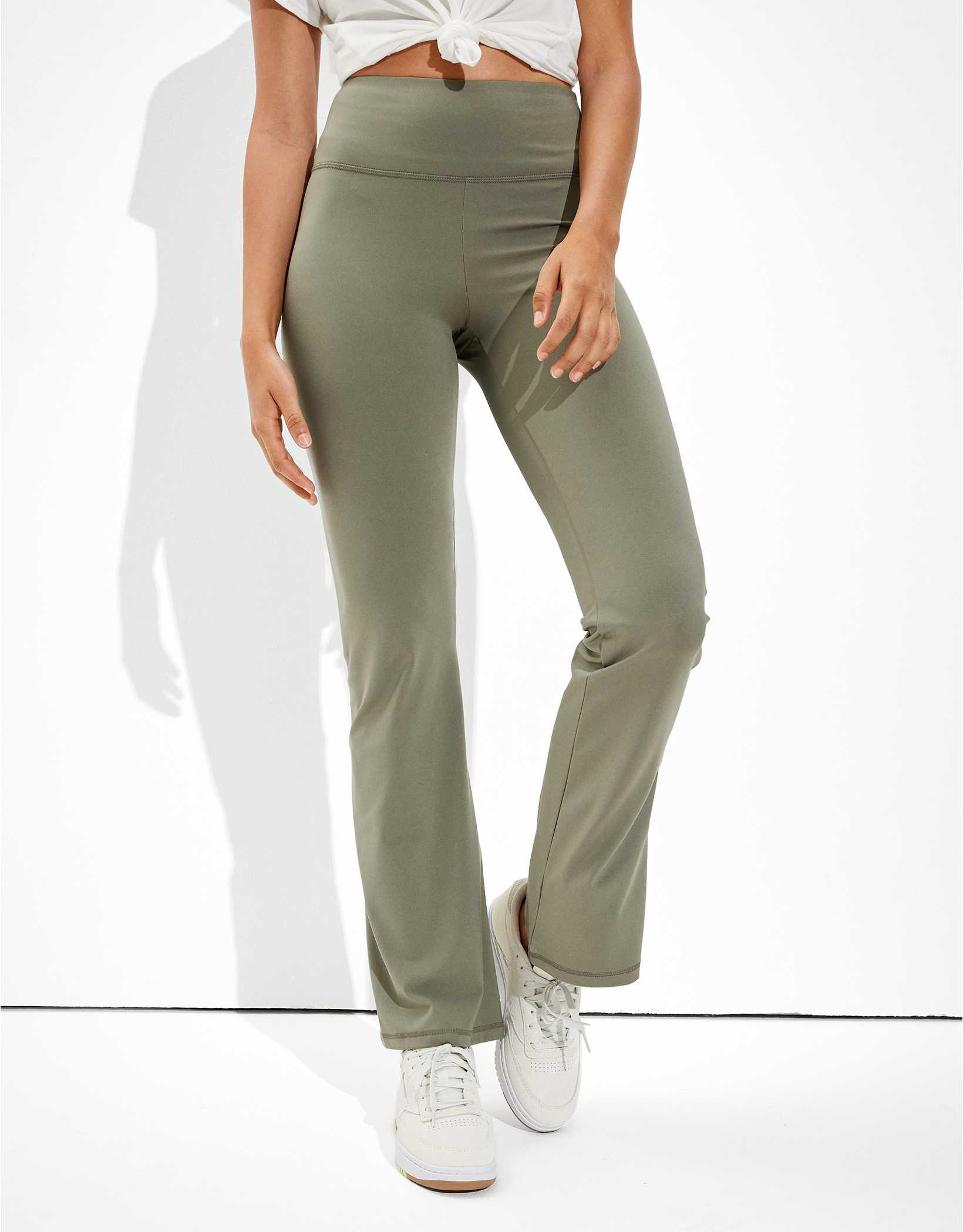 AE The Everything Highest Waist Flare Pant