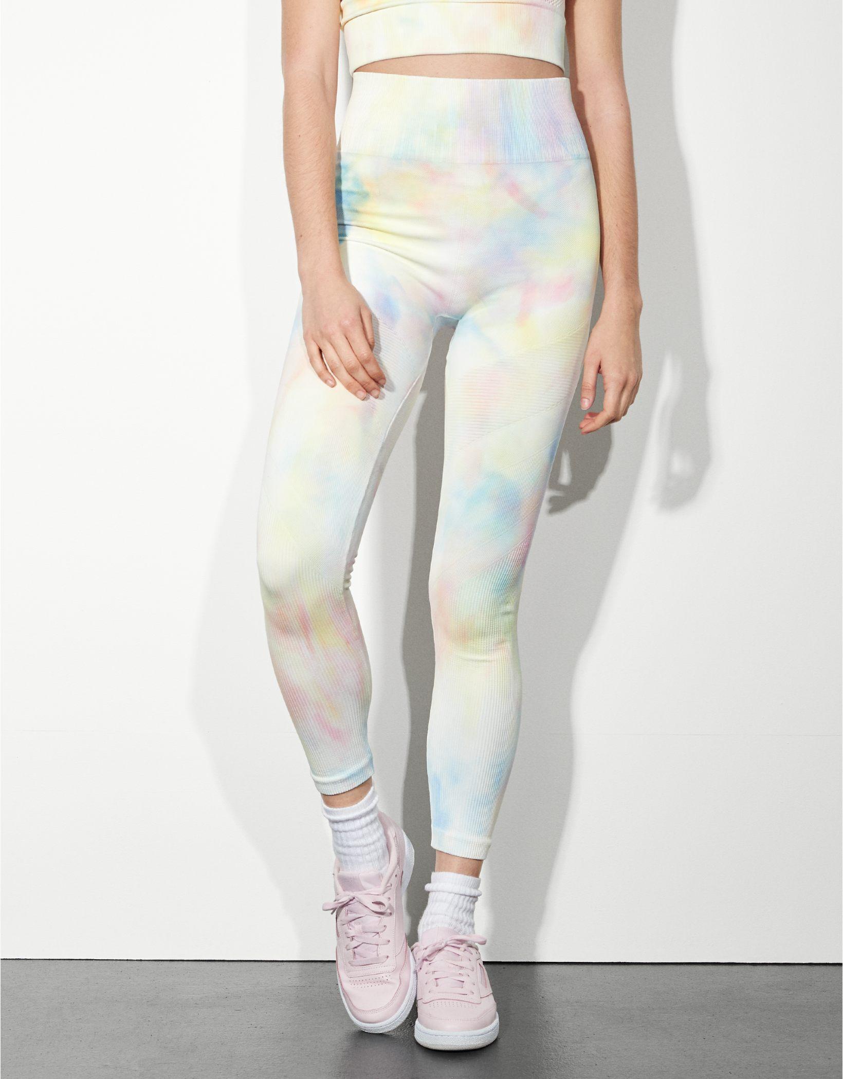 TACKMA Tech Tie-Dye Seamless Legging