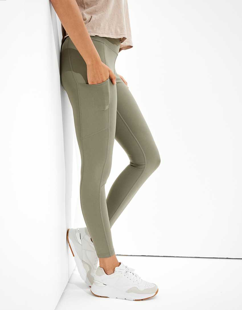 AE The Everything Pocket Highest Waist Legging