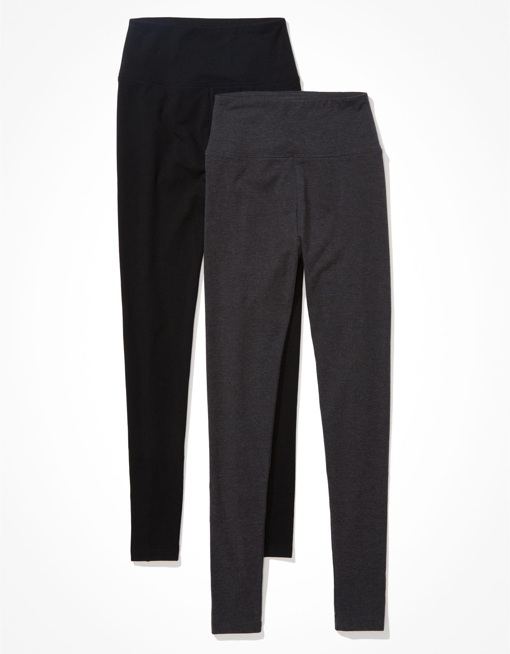AE Cotton Blend Legging 2 Pack