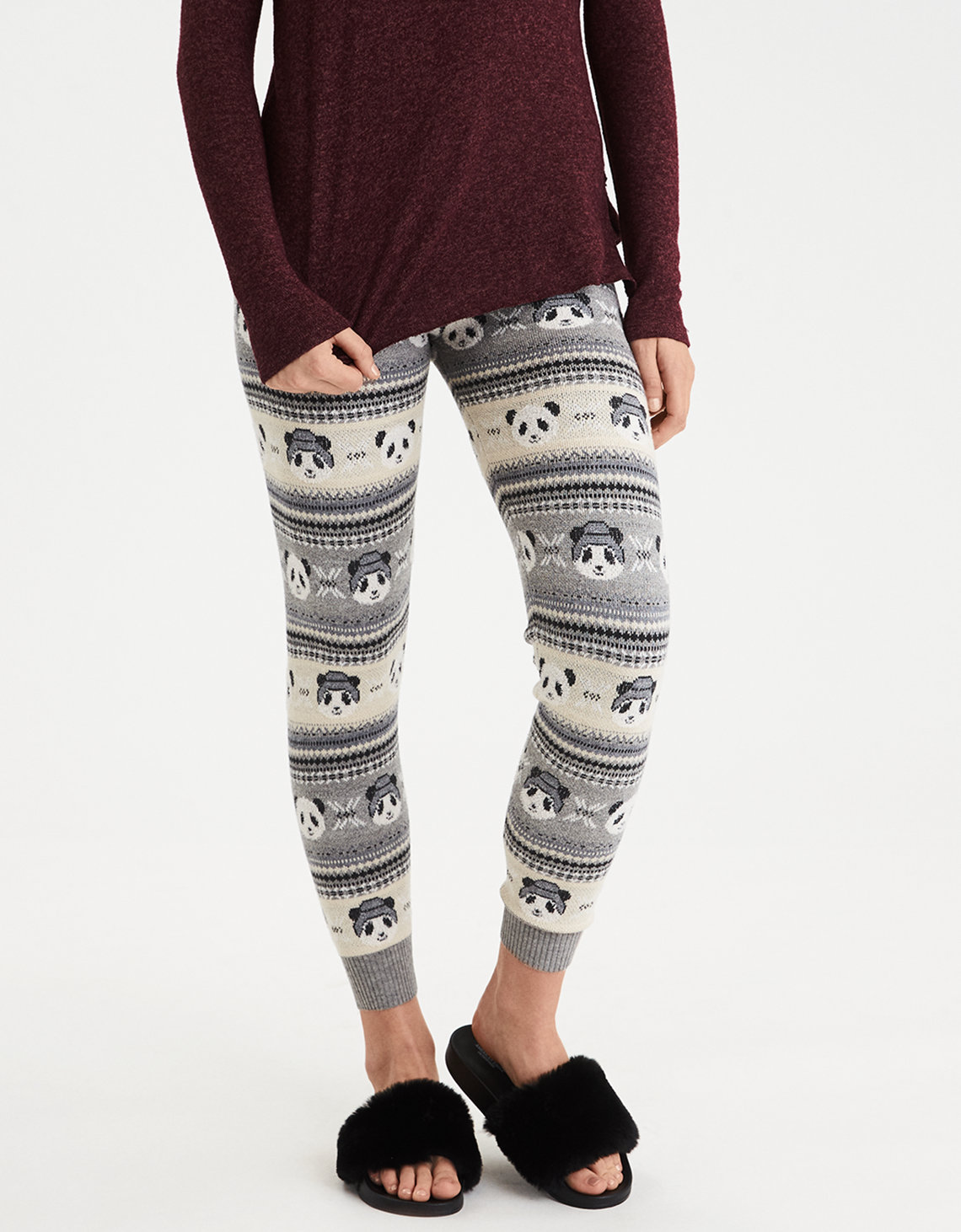 Womens Grey Legging | American Eagle Outfitters