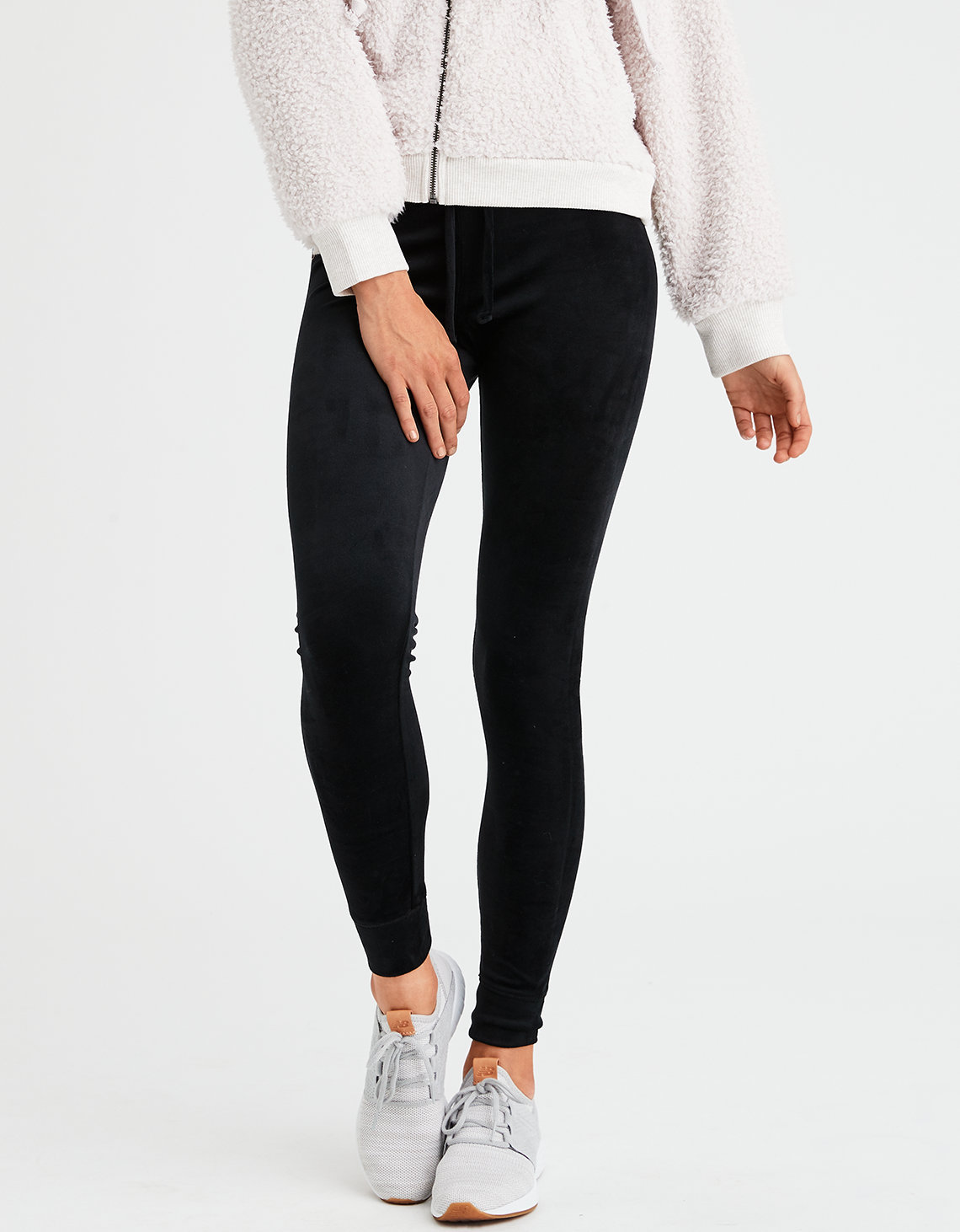 96f54a692a3 AEO Plush Velour Sweater Legging