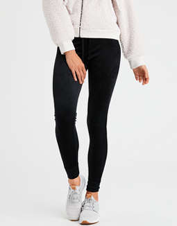 AEO Plush Velour Sweater Legging