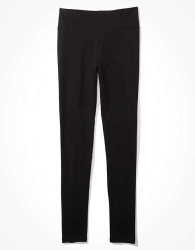 AE Highest Waisted Cotton Blend Legging