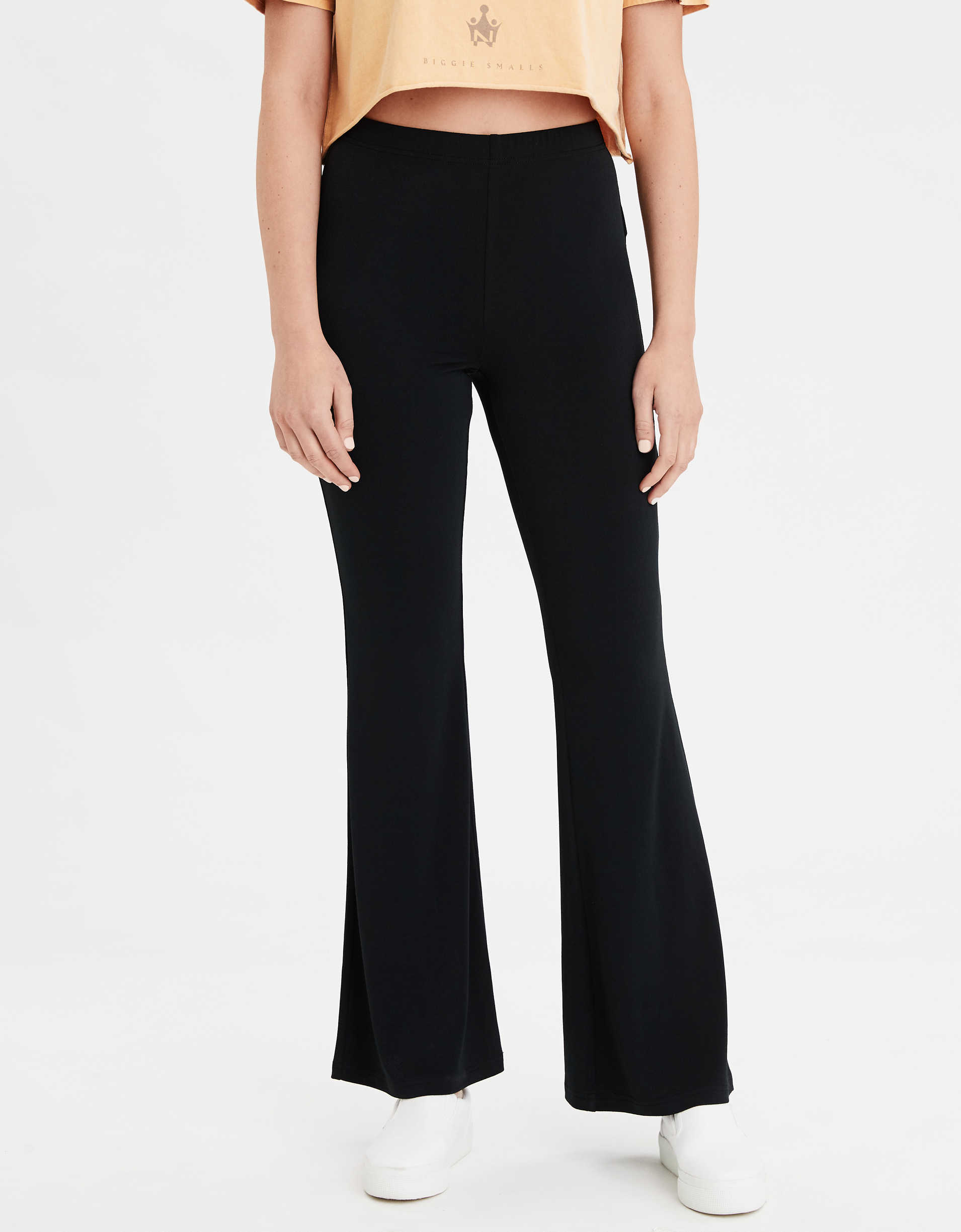 AE Super High-Waisted Flare Legging