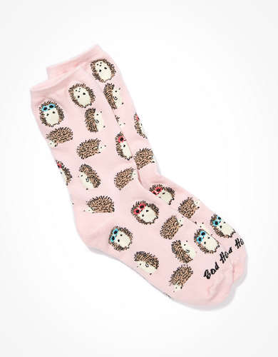 AE Bad Hair Day Crew Sock