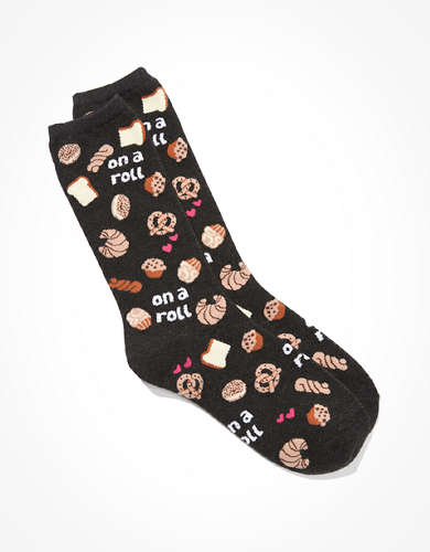 AE On A Roll Crew Sock