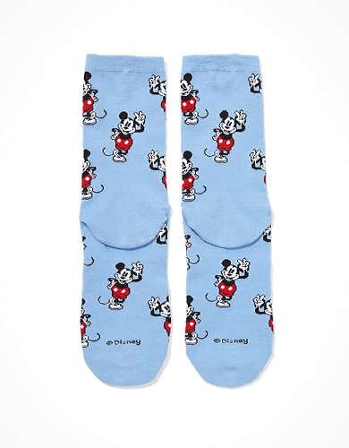 Disney X AE Mickey Crew Sock
