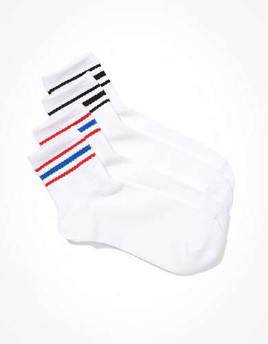 AE Boyfriend Socks 2-Pack