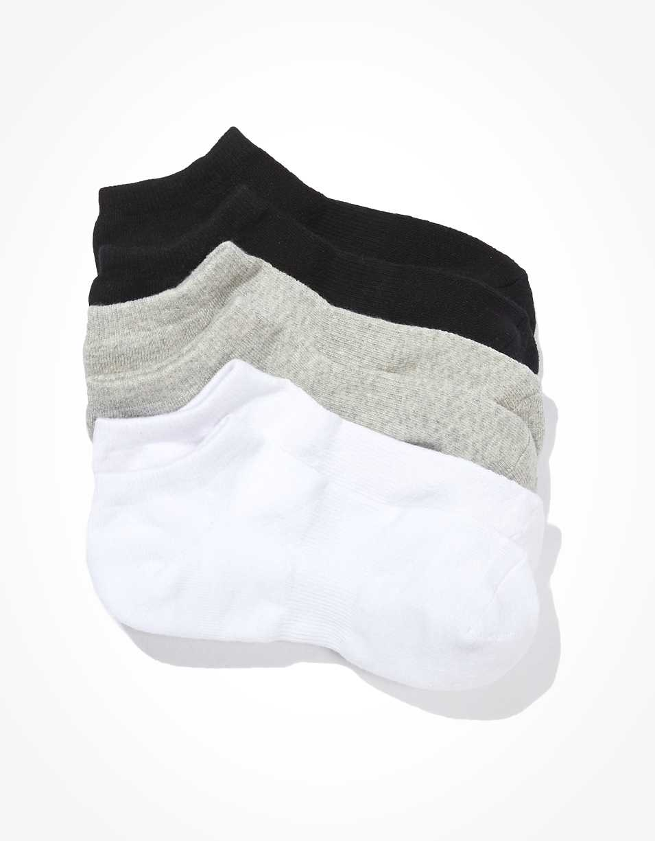 AE Sporty Ankle Socks 3-Pack