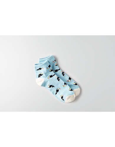 AEO Toucan Ankle Socks  -