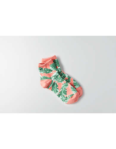 AEO Palm Ankle Socks  -